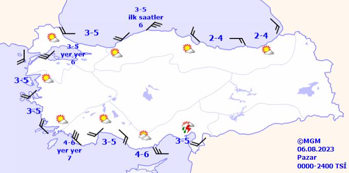 gun2buyuk Denizlerde Rüzgar Tahmini Veriler