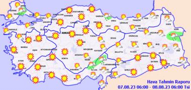 Türkiye'de Bugün