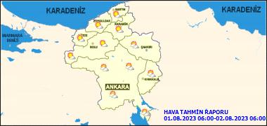 Ankara'da Bugün