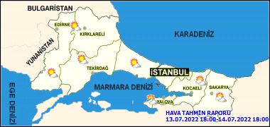 İstanbul'da Bugün