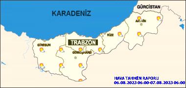 Trabzon'da Bugün