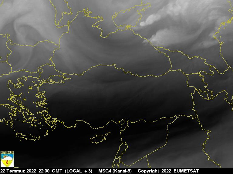 Uydu Fotoğrafı: SUBUHARI - TÜRKİYE